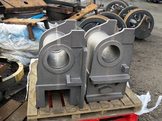 New cylinders for Welsh Pony