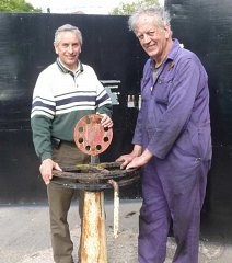 Receiving the unrestored Capstan