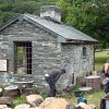 Dduallt Station Building Repaired