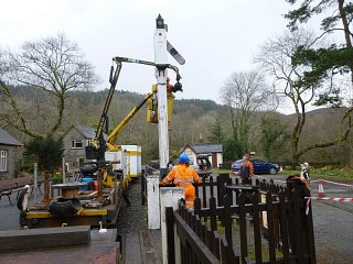 Lifting the replica signal at TyB