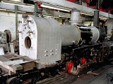 Boiler in the works, February 1992