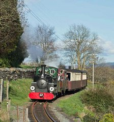 Linda leads Prince over Penrhyn Crossing