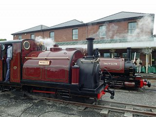 Prince and Talyllyn
