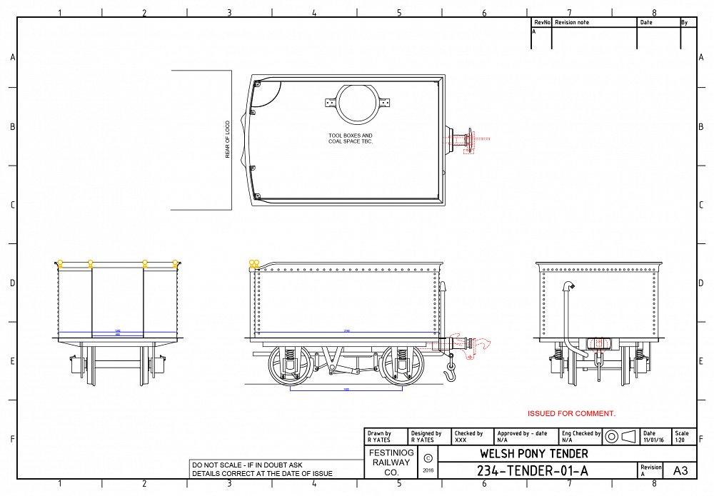 Ffestiniog Railway Society :: Articles