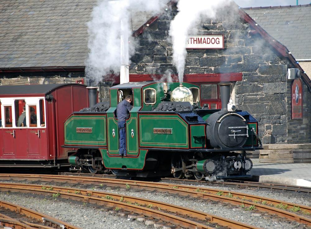 Ffestiniog Railway Society :: Gallery