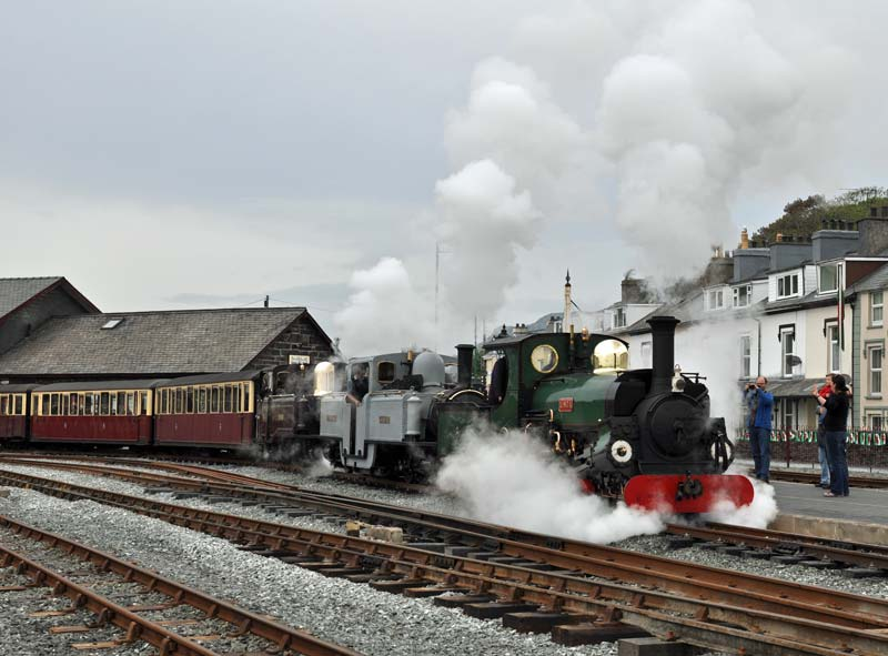 Ffestiniog Locomotives