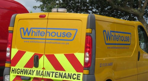 The support from Whitehouse Construction has been critical to the success
